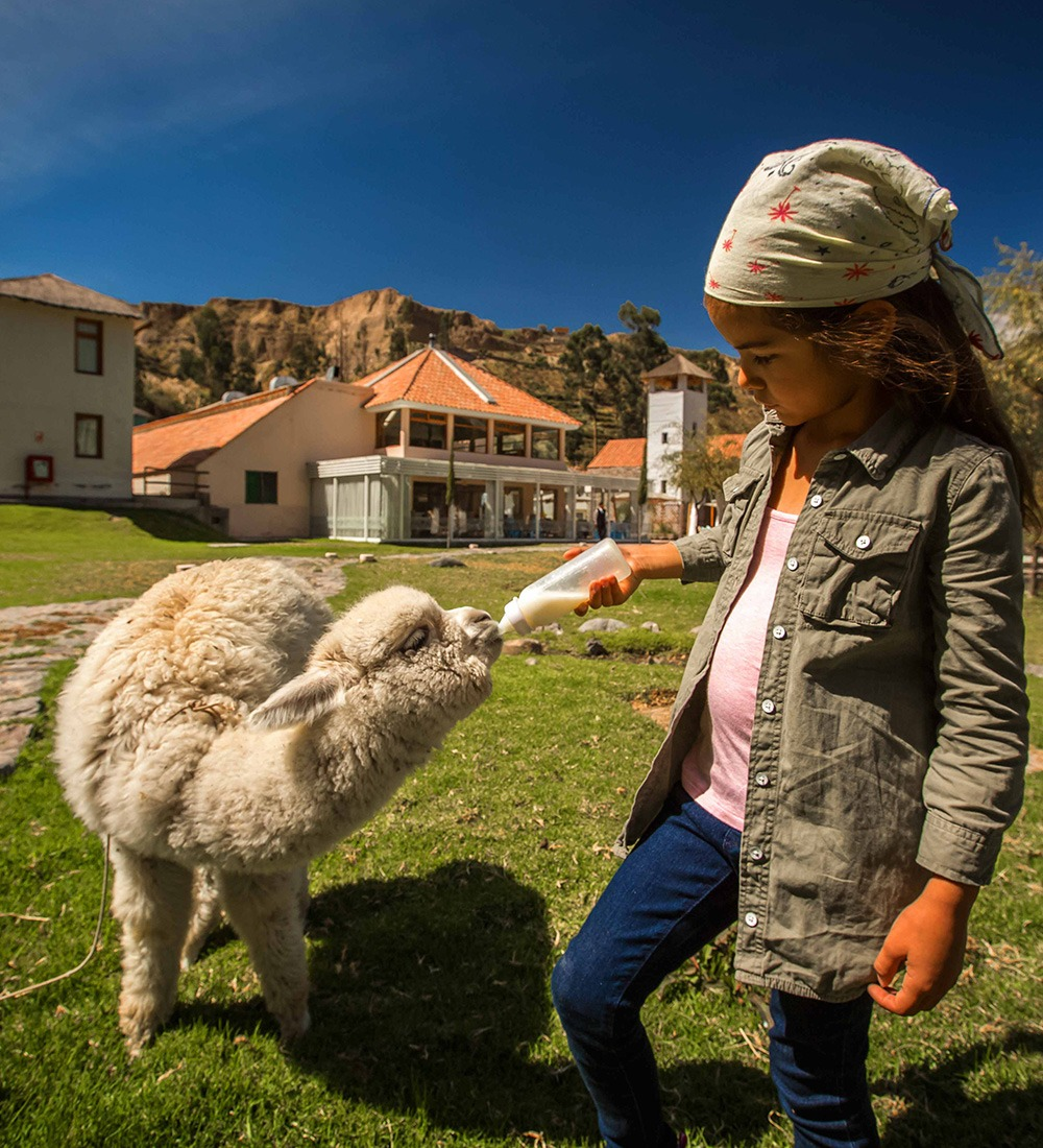 Enjoy the charm of the Colca Valley