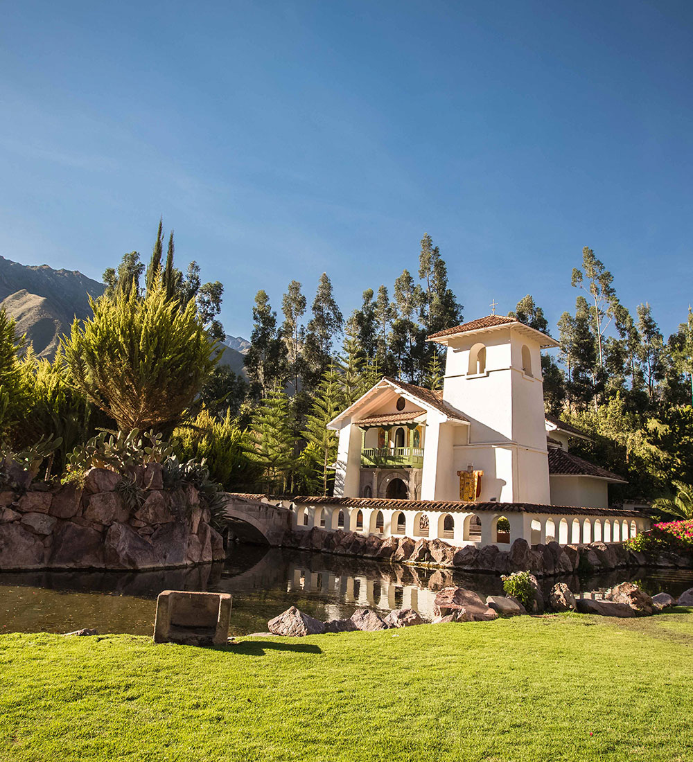 Live the wonderful Sacred Valley