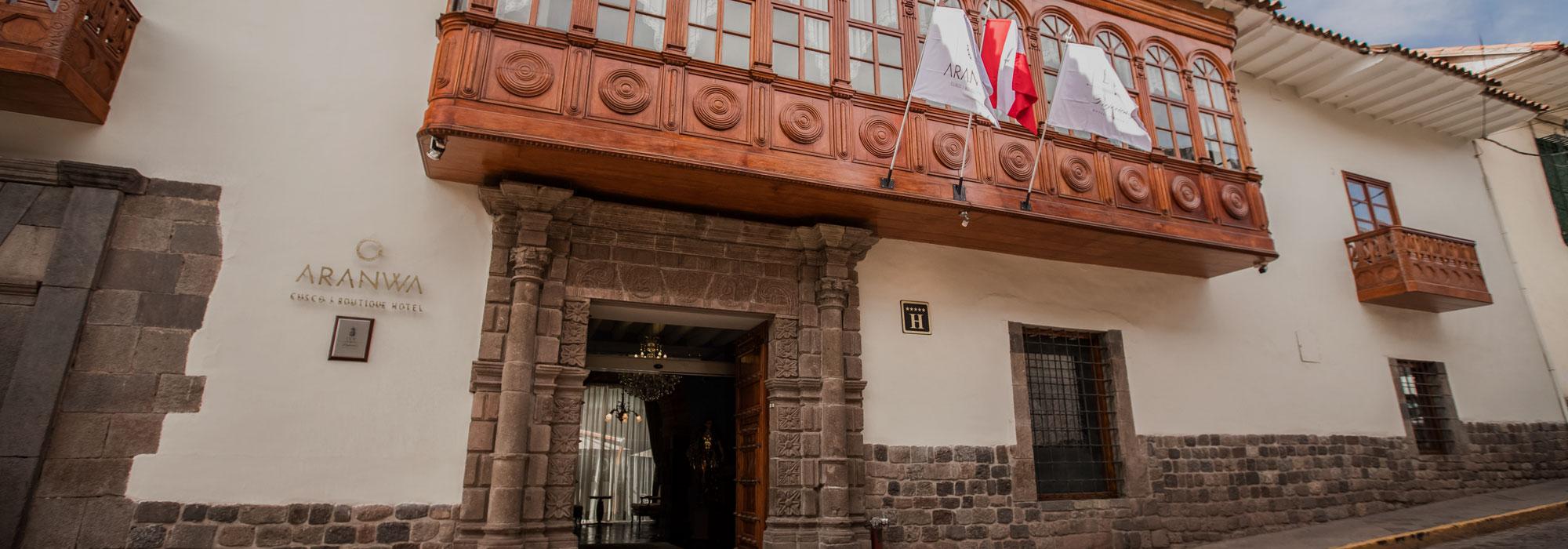 Aranwa Cusco Botique Hotel