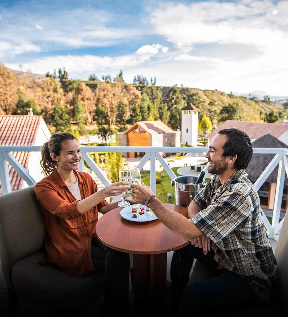 ¡VIVE EL ROMANCE EN COLCA!