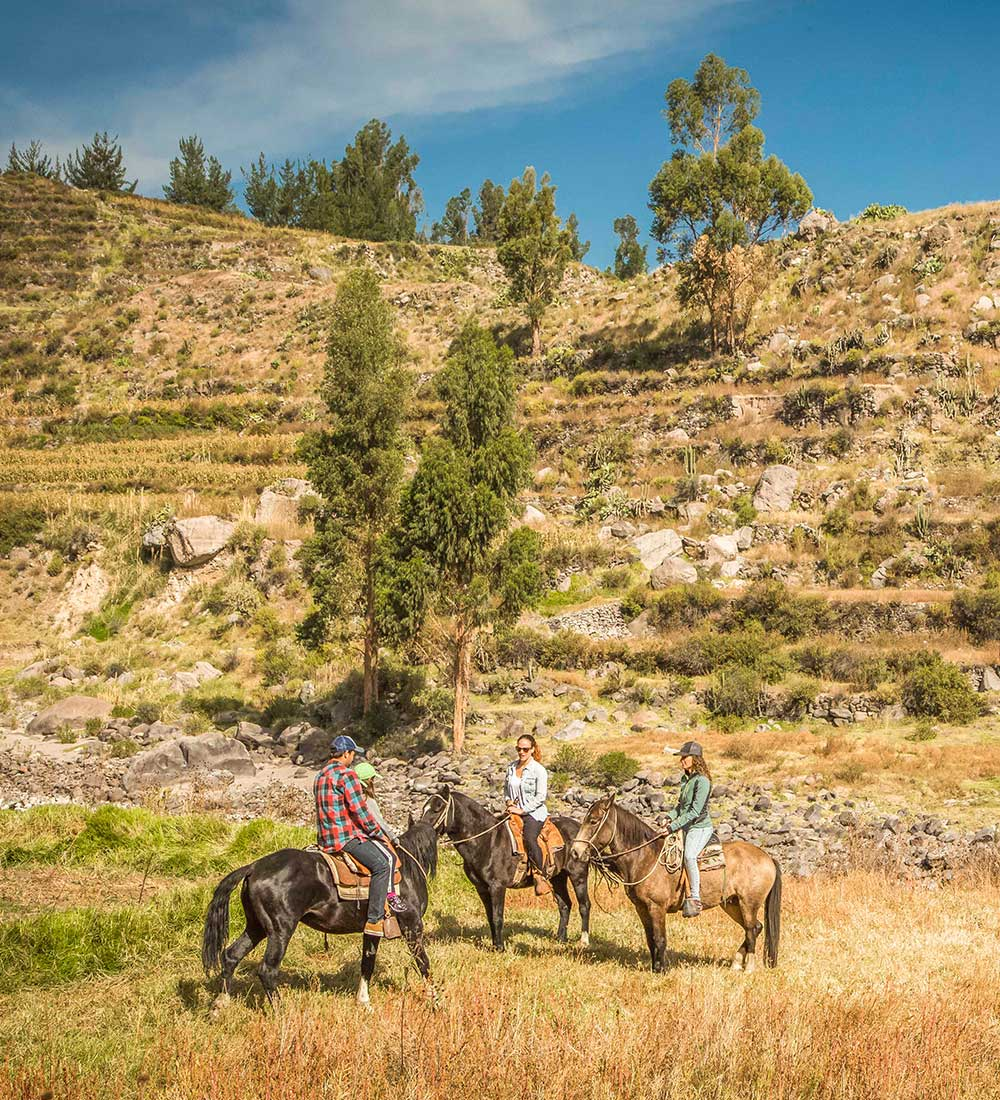 Live the Magic of Colca!