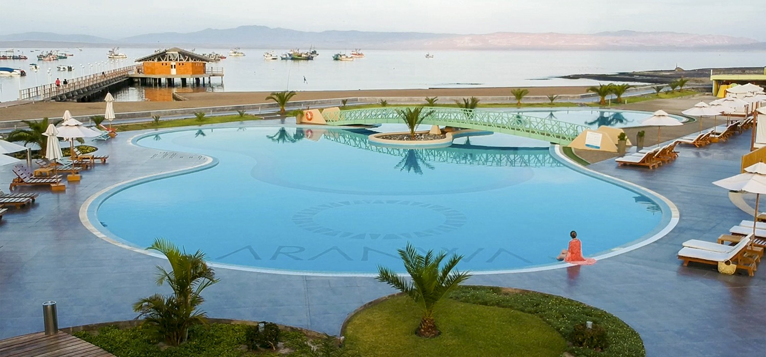 Enjoy in Paracas from Sunday to Thursday!