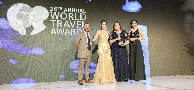 Aranwa Hotels en World Travel Awards 2019