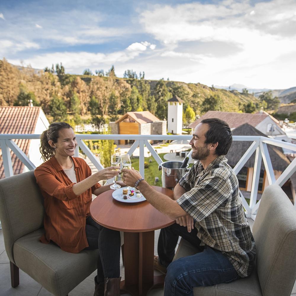 Vive el Romance en Colca